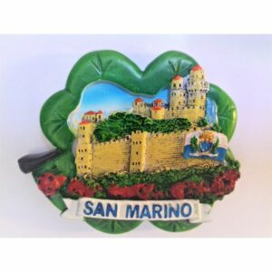 MAGNES NA LODÓWKĘ San Marino herb 593
