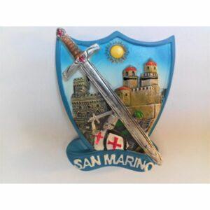 MAGNES NA LODÓWKĘ San Marino rycerz 594