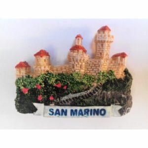 MAGNES NA LODÓWKĘ San Marino herb 595
