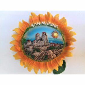 MAGNES NA LODÓWKĘ San Marino herb 596
