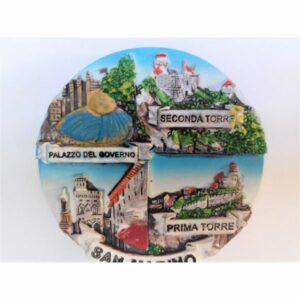 MAGNES NA LODÓWKĘ San Marino Zamek 597