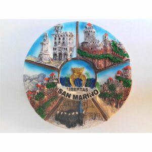 MAGNES NA LODÓWKĘ San Marino Zamek 599