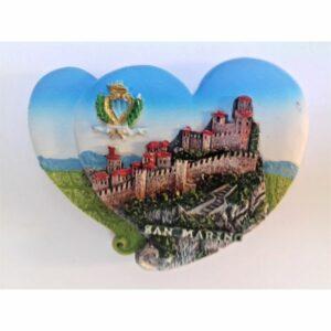 MAGNES NA LODÓWKĘ San Marino Zamek 600