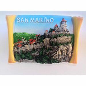 MAGNES NA LODÓWKĘ San Marino Zamek 601