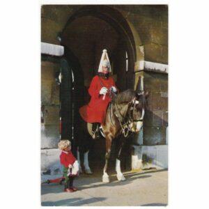 ANGLIA LONDYN KOŃ WIDOKÓWKA A65191