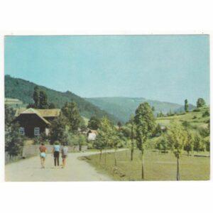ŁOMNICA ZDRÓJ WIDOKÓWKA A65507