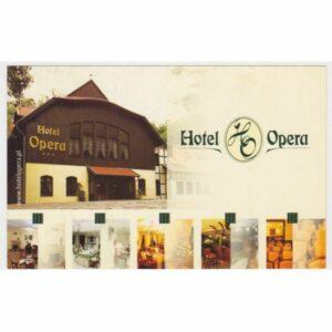 SOPOT HOTEL OPERA WIDOKÓWKA A65610
