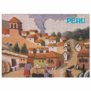 PERU GOBELIN WIDOKÓWKA A65794