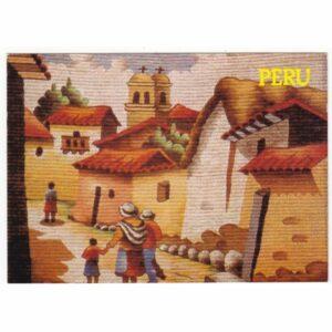 PERU GOBELIN WIDOKÓWKA A65796