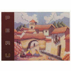 PERU GOBELIN WIDOKÓWKA A65798