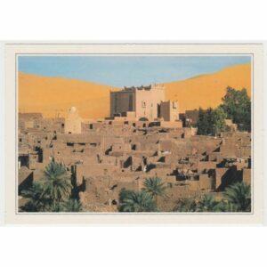 ALGIERIA BENI ABBES WIDOKÓWKA A66981