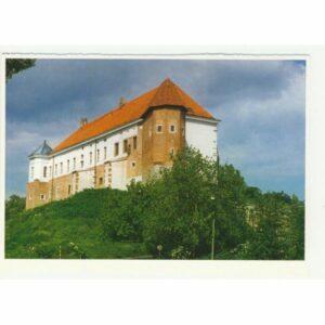 Sandomierz Zamek kazimierzowski WIDOKÓWKA WR8800