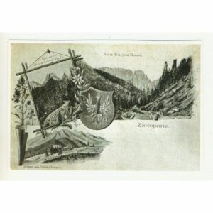 Zakopane Reprint WR8815