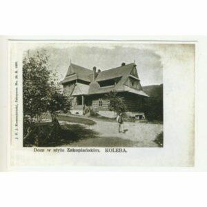Zakopane Reprint WR8819