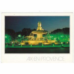 AIX EN PROVENCE WIDOKÓWKA A57857