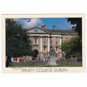 IRLANDIA DUBLIN WIDOKÓWKA A68813