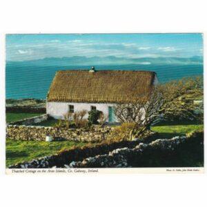 IRLANDIA GALWAY WIDOKÓWKA A68835
