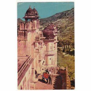 INDIE JAIPUR SŁOŃ WIDOKÓWKA A69283