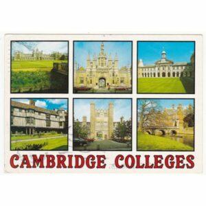 ANGLIA CAMBRIDGE COLLEGE WIDOKÓWKA A69369