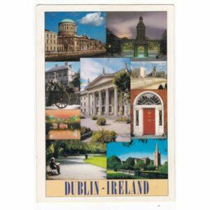 IRLANDIA DUBLIN WIDOKÓWKA A69597