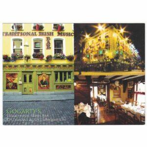 DUBLIN WIDOKÓWKA A69815