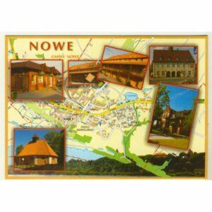 GMINA NOWE WIDOKÓWKA WR9073