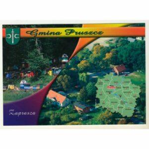 GMINA PRUSZCZ WIDOKÓWKA WR9128