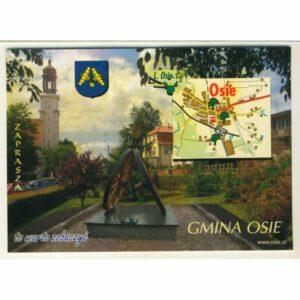 GMINA OSIE WIDOKÓWKA WR9175