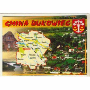 GMINA BUKOWIEC WIDOKÓWKA WR9177