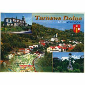 TARNAWA DOLNA HERB WIDOKÓWKA WR9410