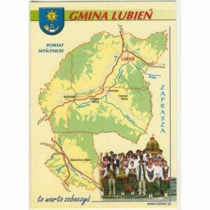 GMINA LUBIEŃ WIDOKÓWKA WR9443