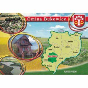 GMINA BUKOWIEC WIDOKÓWKA WR9189