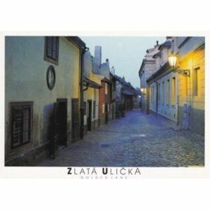 CZECHY PRAGA WIDOKÓWKA A71216
