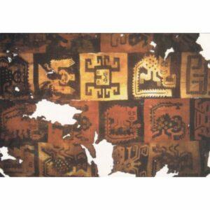 PERU CAHUACHI MALOWIDŁA WIDOKÓWKA A71906