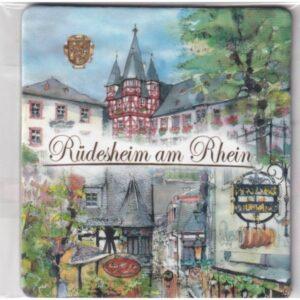 MAGNES NA LODÓWKĘ Rüdesheim am Rhein NIEMCY 2370
