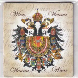 MAGNES NA LODÓWKĘ Wiedeń Austria HERB 2373