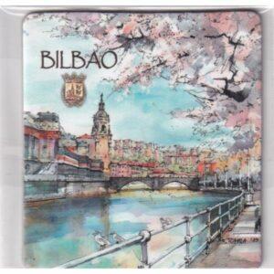 MAGNES NA LODÓWKĘ Bilbao Hiszpania 2375