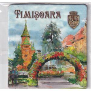 MAGNES NA LODÓWKĘ Timisoara Rumunia 2392