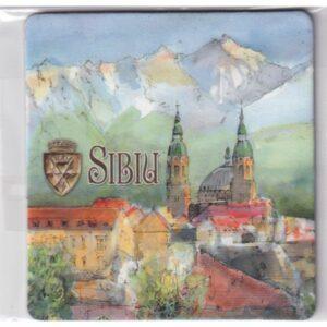 MAGNES NA LODÓWKĘ Sibiu Rumunia 2396