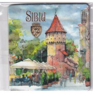 MAGNES NA LODÓWKĘ Sibiu Rumunia 2398
