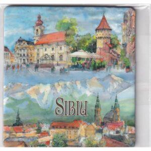MAGNES NA LODÓWKĘ Sibiu Rumunia 2399
