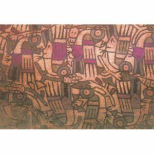 PERU CAHUACHI MALOWIDŁA WIDOKÓWKA A72122