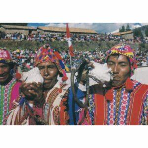 PERU CUSCO WIDOKÓWKA A72129