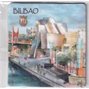 MAGNES NA LODÓWKĘ Bilbao Hiszpania 2419