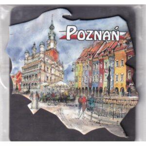 MAGNES NA LODÓWKĘ POZNAŃ POLSKA 2445