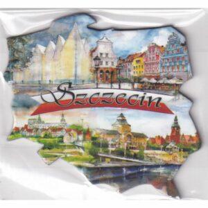 MAGNES NA LODÓWKĘ Szczecin FLAGA 2514