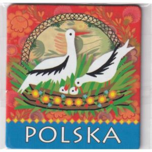 MAGNES NA LODÓWKĘ POLSKA BOCIAN 2520