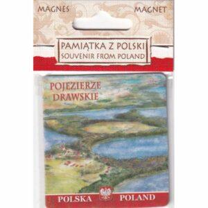 MAGNES NA LODÓWKĘ Pojezierze Drawskie 2548
