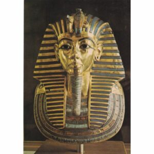 EGIPT MASKA TUTANCHAMONA WIDOKÓWKA A72471