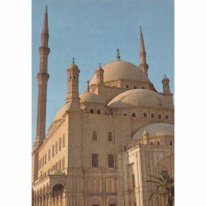 EGIPT GIZA CYTADELA MECZET WIDOKÓWKA A72476